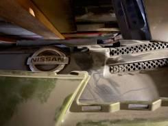 Бампер передний nissan note 2005