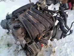 Двигатель в сборе HR15DE