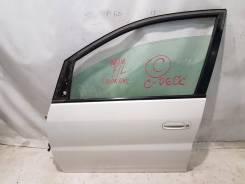 Дверь передняя левая Toyota Nadia ACN10 1Azfse