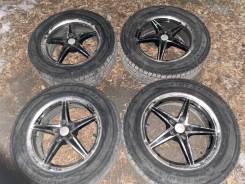 """Комплект колёс 225/65/17 зима. 6.5x17"""" 5x114.30 ET45"""