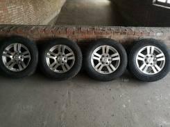 Колеса на Toyota Land Cruser Prado 150