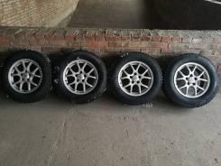 Оригинальные колеса Nissan R16 5х114.3