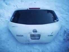 Дверь 5-я Nissan Tiida C11