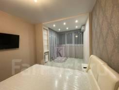 2-комнатная, улица Черняховского 9. 64, 71 микрорайоны, агентство, 62,0кв.м. Комната