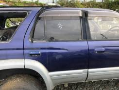 Дверь задняя правая синий(8L7) Toyota Hilux Surf KZN185 132000km