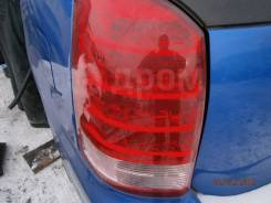 Крыло заднее левое Toyota Wish ZNE10G