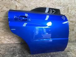 Дверь задняя правая Subaru Impreza WRX STI GD GDA, GDB 00-07