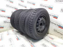 Зимние колеса на дисках Toyota 195/65 R14 Bridgestone Blizzak rev0 GZ
