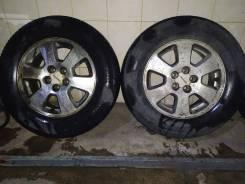 Колеса литье R15 205/70
