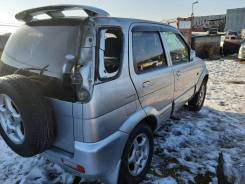 Продам крыло заднее с Daihatsu Terios/Toyota Cami