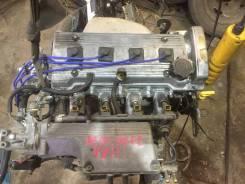 Двигатель Toyota Carib AE95 4A-FE 4WD