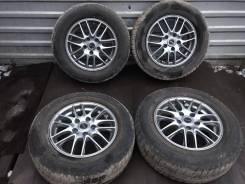 """Колесо R15/205/65 Bridgestone Blizzak REVO GZ 5x114.3. 6.0x15"""" 5x114.30 ET45 ЦО 60,1мм."""