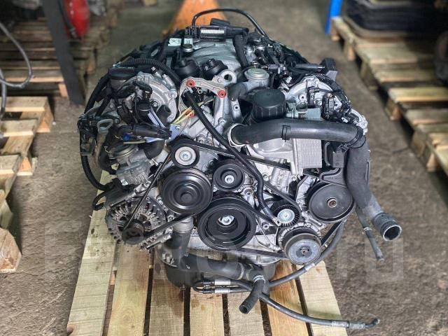 Двигатель Mercedes GL 450 M 273.923 4.7 бензин 2008г из США