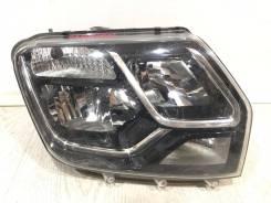 Фара правая Renault Duster 2011 темная