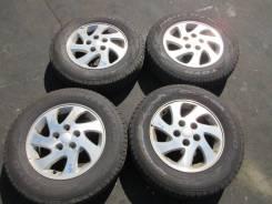 Комплект летних колёс на литье 175 80 15 Б/П по РФ H-75