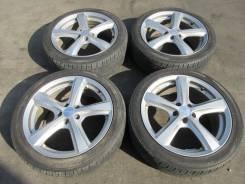 Комплект летних колёс на литье 215 45 17 Б/П по РФ V-10