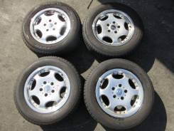 Комплект летних колёс на литье 195 65 15 Б/П по РФ ZH-1