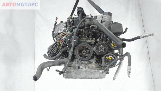 Двигатель Mercedes S W220, 1998-2005, 3.2 л, бензин (M112.944)