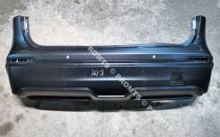 Бампер задний Nissan Qashqai II (J11) рестайлинг