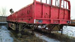 Cimc. Полуприцеп ТНТ 9480 бортовой, 2008 год. Под заказ