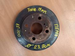Диск тормозной передний (1 шт. ) для Toyota 43512-12350