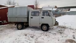УАЗ-390945 Фермер. 3909, 2 700куб. см., 1 000кг., 4x4