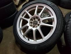 A-tech Schneider 5х100х114 & Pirelli 215-45 R17