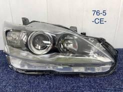 Фара правая Lexus CT 200h Оригинал Япония 76-5