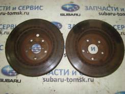 Диск тормозной R Impreza WRX STI GRF 2010 [26700FG010] 26700FG010