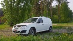Лада Ларгус. Продаётся фургон , 1 600куб. см., 750кг., 4x2