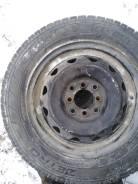 Колесо под запаску 4х100,4х110(175/65R14)