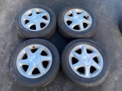 Комплект летних колёс на литье 195 60 15 Б/П по РФ DE-6