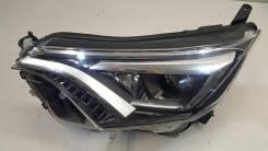 Фара левая Toyota RAV4
