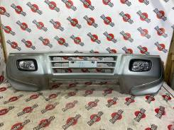 Бампер передний Mitsubishi Pajero V78W