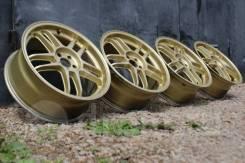 Комплект колес ковка RacingHart CP035 R18 и полуслики NS-2R