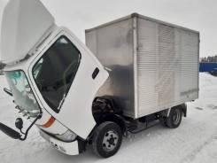 Toyota Dyna. Грузовой изотермический фургон , , 4 600куб. см., 3 500кг., 4x2