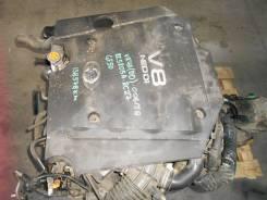 ДВС с КПП, Nissan VK45-DD - AT RE5R05A RC27 FR GF50 коса+комп
