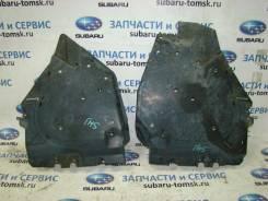 Защита топливного бака комплект Forester SH 2011 [42045SC000] 42045SC000