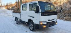 Nissan Atlas. 4WD, 3 200куб. см., 1 000кг., 4x4