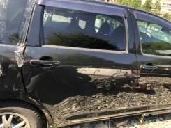 Дверь задняя правая черная(209) Toyota Wish ZNE14 86000km