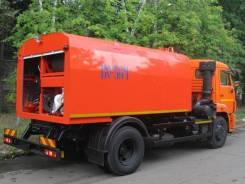 КамАЗ 43253. Каналопромывочная машина Камаз 43253 7,5м3 в наличии 2019 год