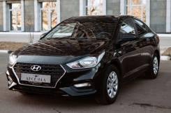 Аренда автомобиля Hyundai Solaris 2017