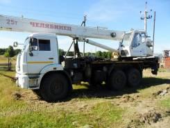 Челябинец КС-55732. КС-55732 кран автомобильный. Под заказ