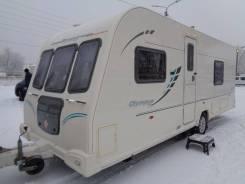 Bailey. Алюминиевый автодом Olympus 2012 года 4-5 мест с мувером. Под заказ