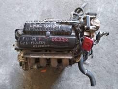 Двигатель L15A Honda Fit GE8 2009 года в Иркутске