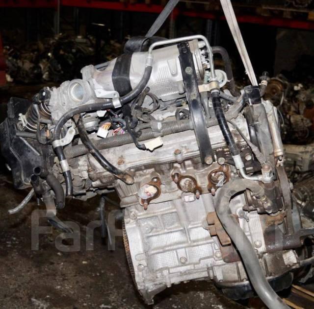 Двигатель 1MZFE 4WD 3.0L