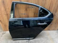 Дверь задняя левая Lexus LS600H UVF45 679