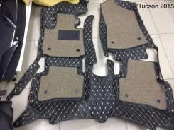 Коврики. Hyundai Tucson, TL D4HA, G4FD, G4FJ, G4KJ, G4NA. Под заказ