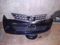 Продам бампер пер Nissan Tiida 2 model color В20черный