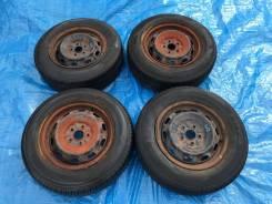 Комплект колес 185/70R14 Toyo Teo Plus